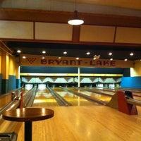 Photo taken at Bryant-Lake Bowl & Theater by John M. on 5/4/2012