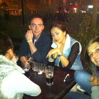 Photo taken at Vértigo Beer Pub by Andres B. on 1/22/2012
