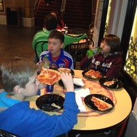 Photo taken at Sirrico's Pizza by Clementin O. on 1/16/2012