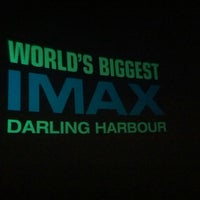Photo taken at LG IMAX Theatre by Stephen F. on 7/8/2012