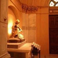 Photo taken at St. Francis Xavier Catholic Church by Richard K. on 2/5/2012