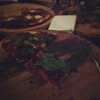 Photo taken at Est Pizzeria by Alex J. on 8/16/2012