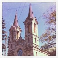 Photo taken at Kaarli kirik by Legna on 5/20/2011