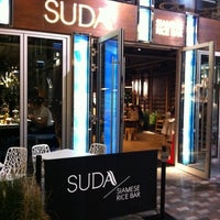 Photo taken at SUDA Thai Cafe Restaurant by Uldis S. on 9/6/2011