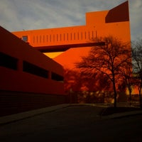 Photo taken at San Antonio Central Library by Roland C. on 12/28/2011
