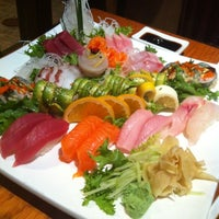 Photo taken at Koo Japanese Fusion by Songlak S. on 9/17/2011