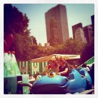 Photo taken at Victorian Gardens Amusement Park by David K. on 8/5/2011