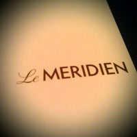 Photo taken at Le Méridien Cyberport by Eunice N. on 8/15/2012