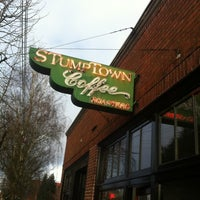 Foto tirada no(a) Stumptown Coffee Roasters por Amanda C. em 2/26/2012