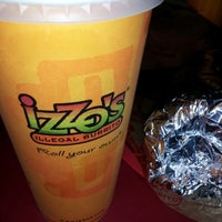 Photo taken at Izzo's Illegal Burrito by Parag S. on 9/7/2012