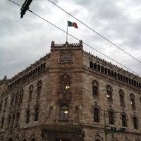 Снимок сделан в Quinta Casa de Correos (Palacio Postal) пользователем UnResplandor E. 7/11/2012