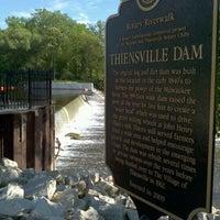 Photo taken at Thiensville, WI by Scott D. on 5/25/2012