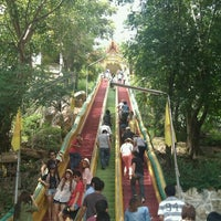 Photo taken at Wat Tham Sua by PeacK S. on 8/26/2011