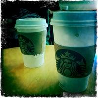 Photo taken at Starbucks by Davis W. on 10/4/2011