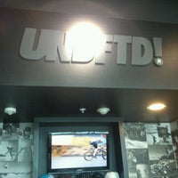 Photo taken at Undftd by Giancarlo M. on 12/12/2011