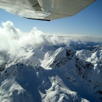 Photo taken at Whistler Mtn. Peak by Glacier Air on 11/30/2011
