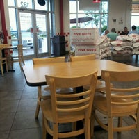 Photo taken at Five Guys by Steven S. on 6/1/2012