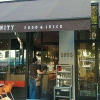 Photo taken at Community Food & Juice by Mark K. on 11/2/2011