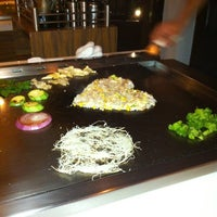 Photo taken at Wa Teppan Sushi Bar by Antonio C. on 4/13/2012