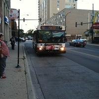 Photo taken at CTA Bus 92 by Bill D. on 8/21/2012
