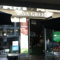 Photo taken at Java Green by Joseph R. on 6/8/2012