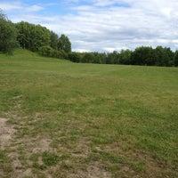 Photo taken at Järva Discgolf Park by Dennis V. on 6/14/2012