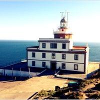 Photo taken at Faro de Fisterra by HARDGALICIA on 9/2/2012