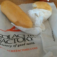 Photo taken at Kolache Factory by Sheryl R. on 9/17/2011