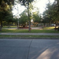 Photo taken at Plaza Raúl Valenzuela by Sergio C. on 4/15/2012