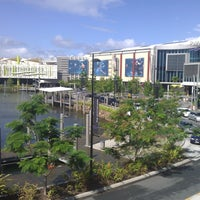 Photo taken at Robina Town Centre by Ryan M. on 8/31/2011