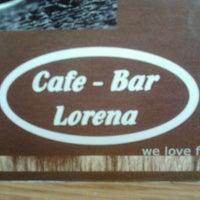 Foto tomada en Lorena Café Mijas por Gastón G. el 6/9/2012