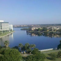 Photo taken at The Westin Tampa Bay by Cricklizard B. on 3/27/2012