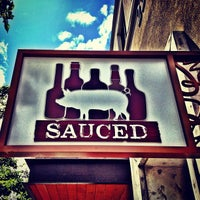 Photo taken at Sauced BBQ & Spirits - Livermore by ScottySauce on 4/26/2012