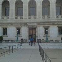 Photo taken at Detroit Public Library by Jennifer K. on 8/30/2011