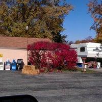 Photo taken at Bayshore Estates Campground by Joe A. on 11/2/2011