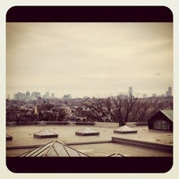 Photo taken at Tisch Library, Tufts University by Max B. on 3/13/2012