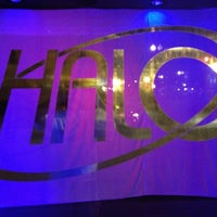 Photo taken at Halo Bar by Chris A. on 5/27/2012
