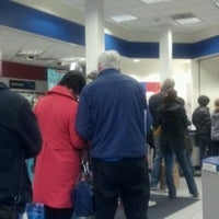 Photo taken at US Post Office by Dora F. on 1/4/2012