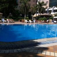 Photo taken at Sonesta Tower & Casino Cairo Hotel by Pech on 9/24/2011