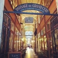 Photo prise au Passage du Grand Cerf par Yanique F. le1/25/2012