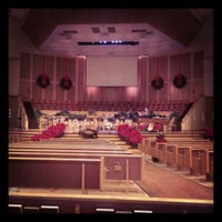 Photo taken at Lakeview Baptist Church by Travis T. on 12/18/2011