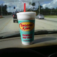 Photo taken at Smoothie King by Raquel C. on 1/25/2012