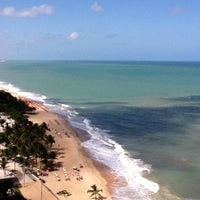 Photo taken at Hotel Blue Tree Towers Recife by Giovane C. on 10/26/2011