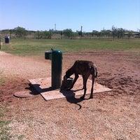 Photo taken at Camp Barkeley Dog Park by Sheri H. on 5/16/2011