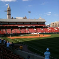 Photo taken at Coca-Cola Field by Diana on 7/11/2012