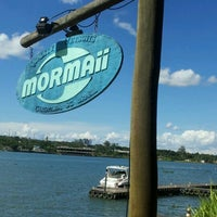Photo taken at Mormaii Surf Bar by Roberto S. on 3/24/2012