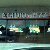 Photo taken at Elidios' Pizza by Garry W. on 8/15/2011