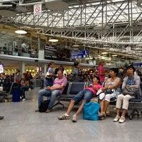Photo taken at Terminal B (KBP) by Sergey K. on 8/28/2012