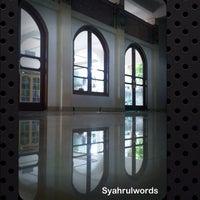 Photo taken at Masjid jami Abdurahman bin Auf, Kel. Tengah, Cibinong. by Syahrul B. on 8/9/2012