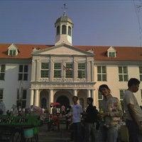 Photo taken at Museum Sejarah Jakarta (Museum Fatahillah) by Guruh N. on 9/2/2011